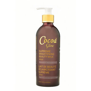 Buy Cocoa Glow Supreme Brighening Beauty Milk with Cocoa Butter & Tamarind Seed Extract 500ml