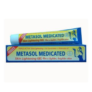Buy Metasol Medicated Skin Lightening Gel | Gel Benefits | OBS