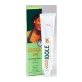 Idole-Gold-Cream-Tube-176-Oz-50-Gr-12pcs