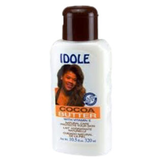 Buy Idole Natural Cocoa Butter Lotion 6pcs | Benefits | Best Price | OBS