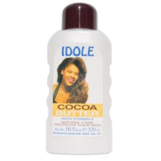 Buy Idole Natural Cocoa Butter Lotion | Benefits | Best Price | OBS