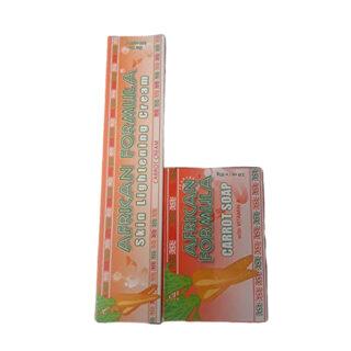 Buy African Formula Skin Lightening Carrot Combo | Benefits | OBS