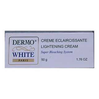 Buy Dermo White Skin Lightening Bleaching Cream | Benefits || OBS