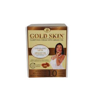 Buy Gold Skin Argan Oil Clarifying Body Cream | Benefits | BestPrice |OBS