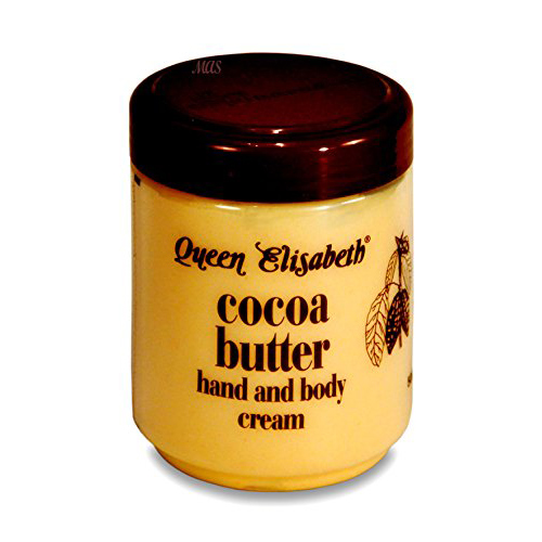 Buy Queen Elisabeth Cocoa Butter Hand and Body Cream 500 ml