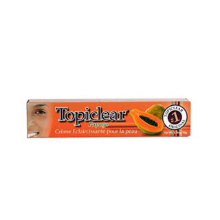 Buy Topiclear Papaya Skin Lightening Cream 1.76oz by Topiclear