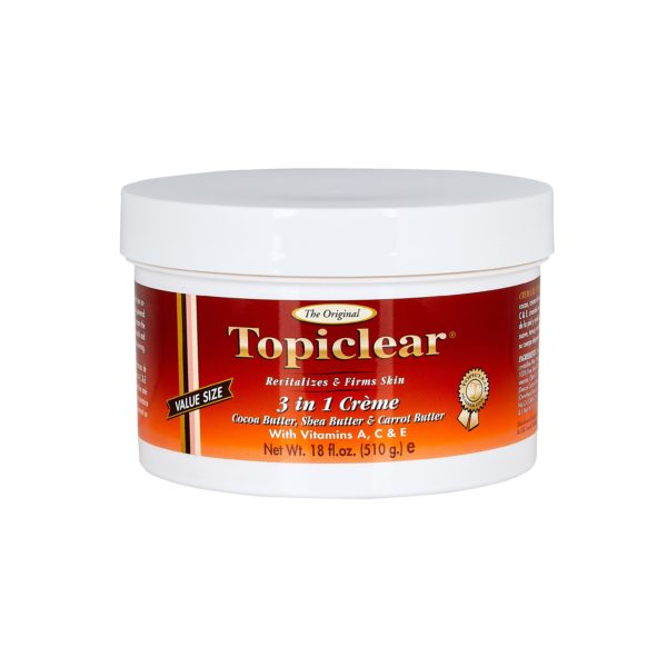 Topiclear 3 in 1 Creme Cocoa Butter, Shea Butter