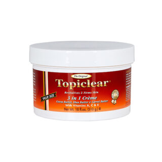Buy Topiclear Moisturizing Cocoa Butter Cream | Benefits | 3 in 1 | OBS