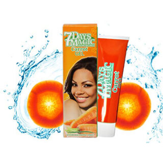 Buy 7 days Magic Carrot Glow Gel For Face | Rich Moisturization | OBS