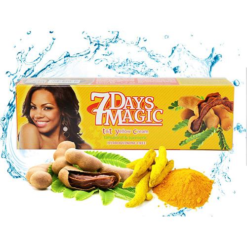 Buy 7-DAYS-MAGIC-TAMARIN-TURMERIC-CREAM online