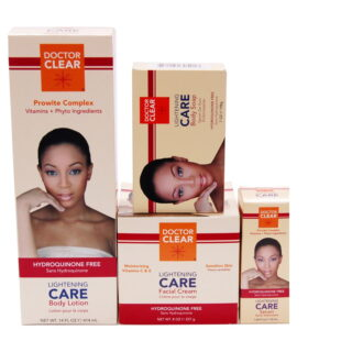 Buy Doctor Clear Lightening Care Combo | Skin Lightening | OBS