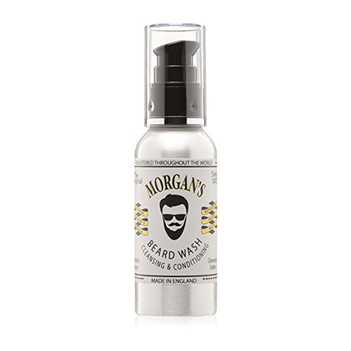 Buy Morgan Beard Wash   Cleansing & Conditioning   Benefits    OBS