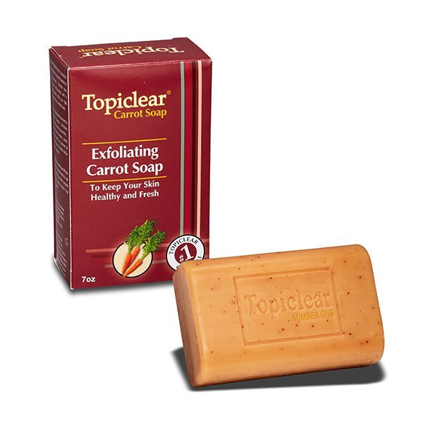 Topiclear Carrot Soap 7 oz.