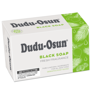 Tropical Natural Dudo-Osun Black Soap – 150g (12 Packs)