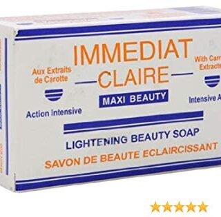 Immediat Claire Lightening Beauty Soap 6.7oz