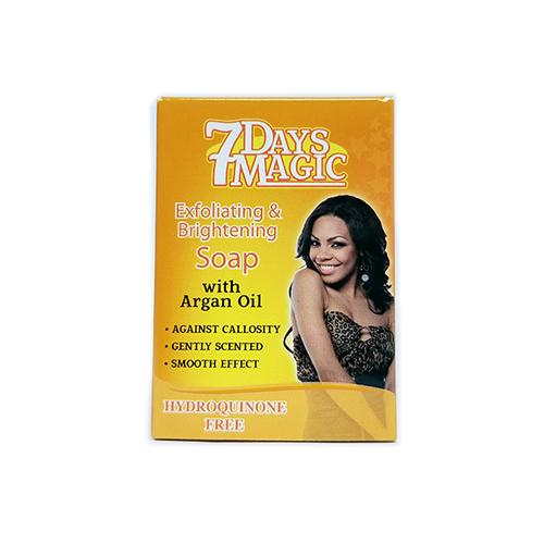 Buy 7 Day Magic Argan Soap 200g