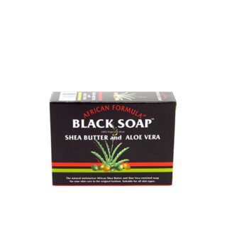 Buy Shea Moisture African Black Soap| Black Soap Benefits & Reviews