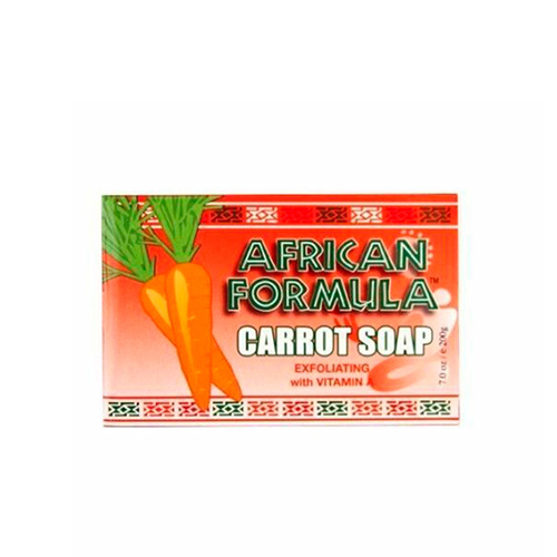 Buy African Formula Carrot Soap 85g