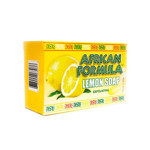 Buy African Formula Lemon Exfoliating Soap 200g
