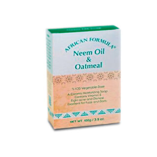 Buy Neem Oil and Oat Meal Moisturizing Soap| Benefits & Reviews| OBS