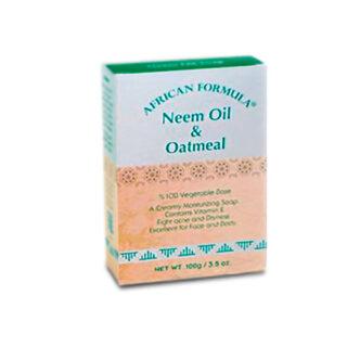 buy African Formula Neem & Oat 100g Soap online