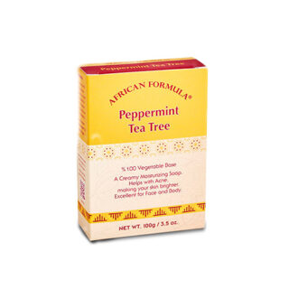 buy African Formula Peppermint Tea Tree Soap 100g online