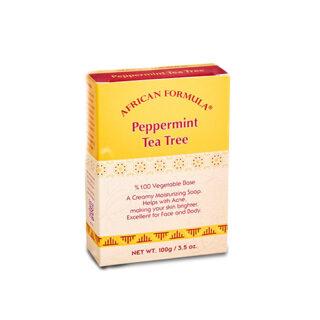 buy African Formula Peppermint Tea Tree Soap 100g online