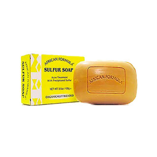 Buy African Formula Sulfur Soap 100g
