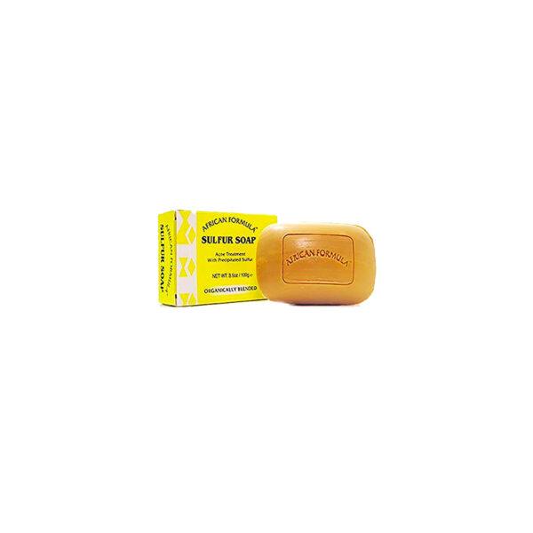 African Formula Sulfur Soap 100g