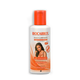 Buy Skin Lightening Carrot Oil from BioCarrot| Reviews and Benefits| OBS