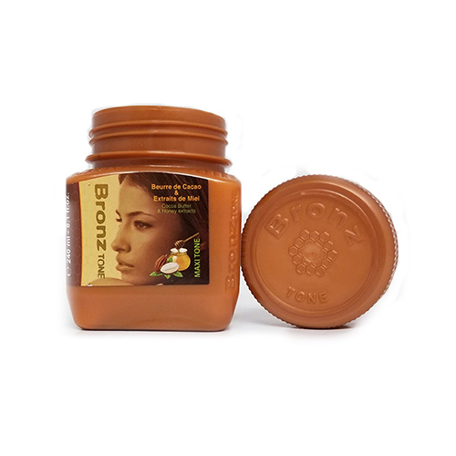 buy Bronze Tone Cream Jar 240g online