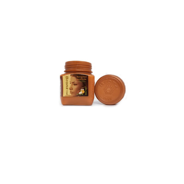 Bronze Tone Cream Jar 240g