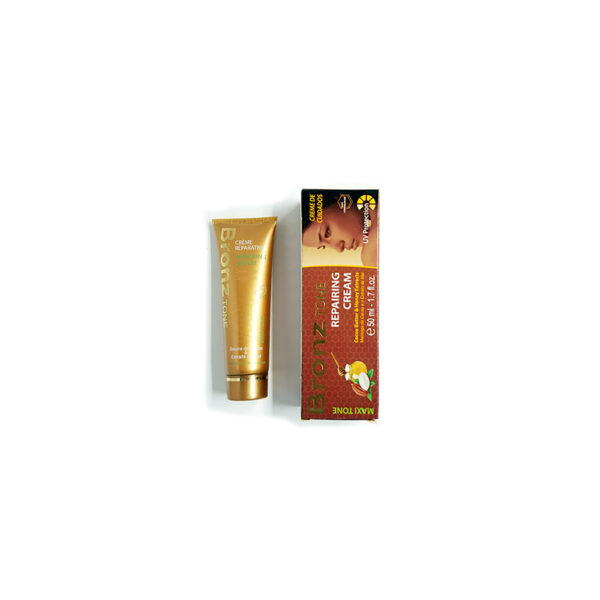 Bronze Tone Cream Tube 50g