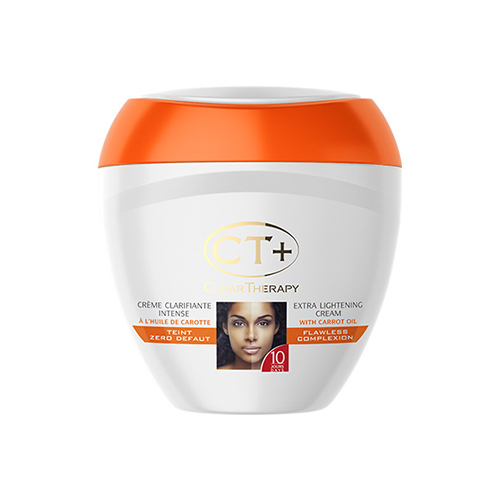 Buy Ct+ Clear Therapy Plus Carrot Jar Cream 500ml