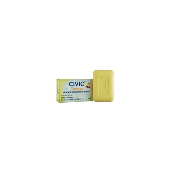 Civic Lemon Intense Soap 200g