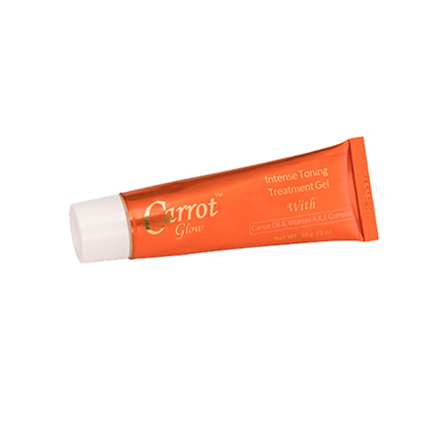 Buy Carrot Glow Intense Toning Treatment Gel Online