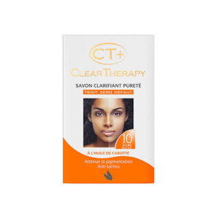 buy Ct+ Clear Therapy Carrot Soap