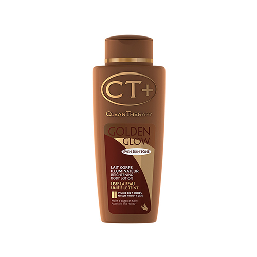 Buy Ct+ Clear Therapy Golden Body Lotion