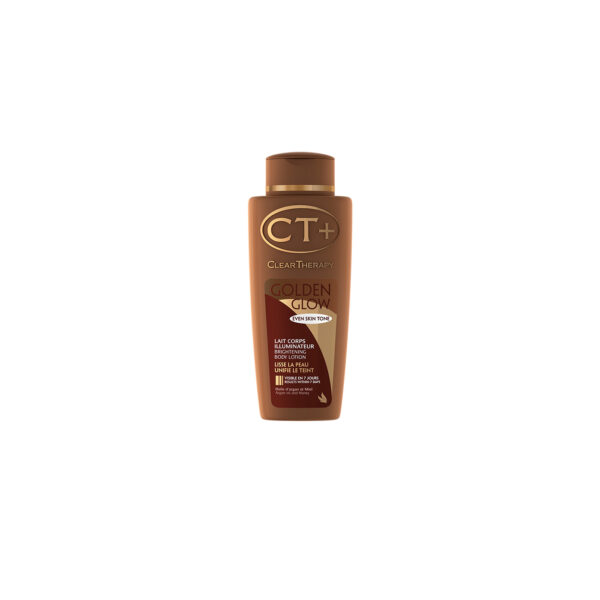 Ct+ Clear Therapy Golden Body Lotion 250ml