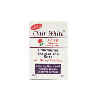 buy Clair & White Rose Soap online