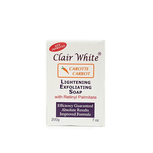Buy Clair & White Carrot Soap 200g