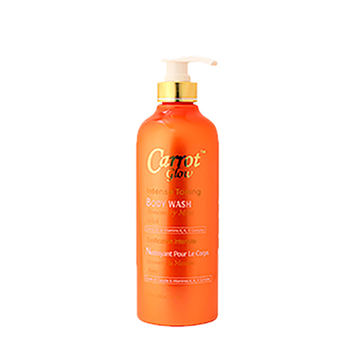 Buy Carrot Glow Intense Toning Body Wash Rosemary Mint 27 fl. oz. / 750 ml