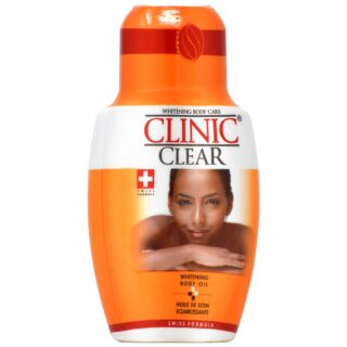 Buy Clinic Clear Whitening Body Care Oil 4.2 oz / 125 ml.