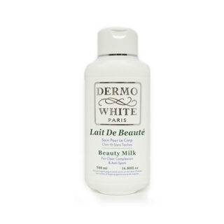 Dermo White Beauty Milk For Complexion & Anti Spots