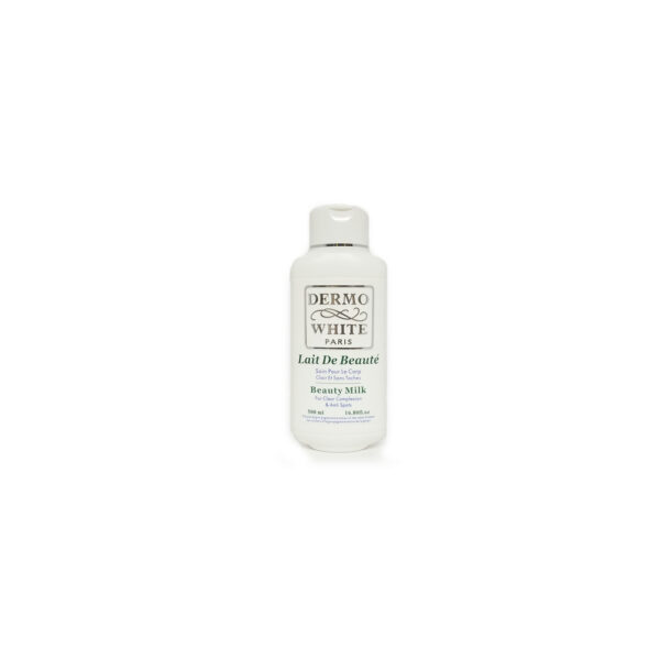Dermo White Beauty Milk For Complexion & Anti Spots 16.8 fl. oz. / 500 ml