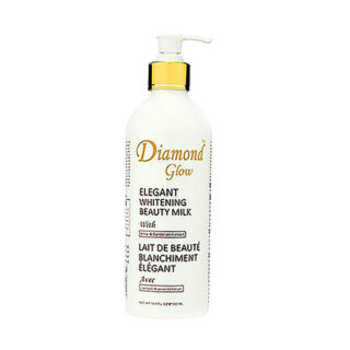 Buy Diamond Glow Elegant Whitening Beauty Milk 16.8 fl. oz. / 500 ml
