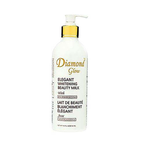 Buy Diamond Glow Elegant Whitening Beauty Milk 16.8 fl. oz. / 500 ml