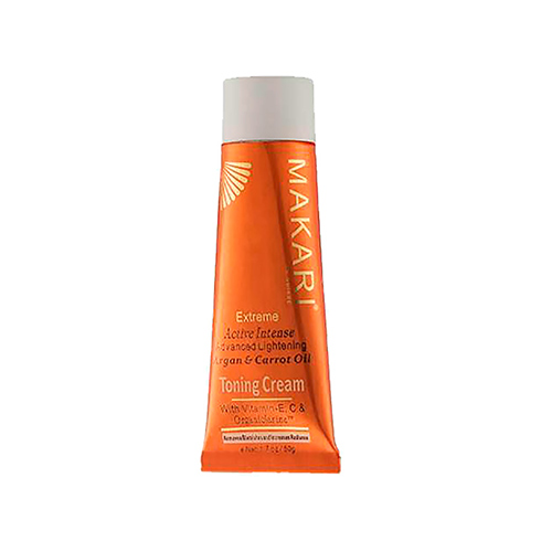 Buy Argan & Carrot Oil Toning Cream | CreamBenefits & Reviews | OBS