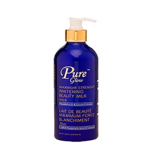 Buy Pure Glow Maximum Strength Whitening Beauty Milk 16.8 fl. oz / 500 ml