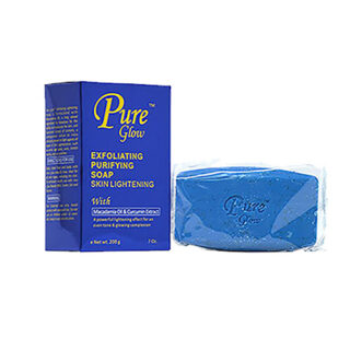 Buy Pure Glow Exfoliating Purifying Soap 7 oz. 200 g
